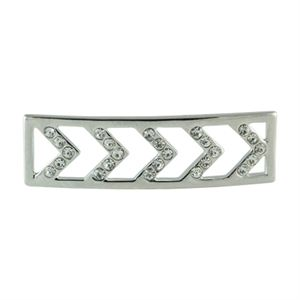 Picture of Build A Bracelet: Silver Chevron Screen