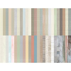 Picture of Year in a Snap Border Strips by Lauren Hinds - 2 Sets of 25